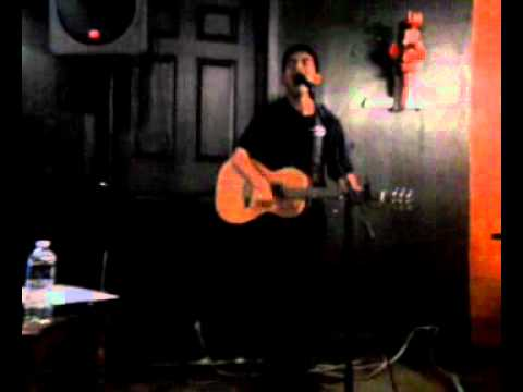 "My cover of ""Disappear"" by Jars of Clay"