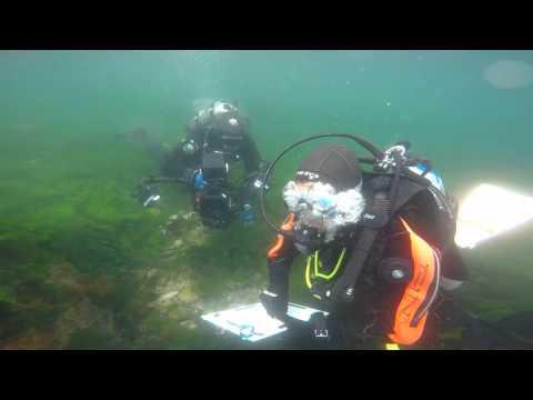 Hallan naufragios históricos en el Golfo San Jorge