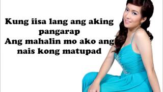 Nag-iisa Lang - Angeline Quinto LYRICS