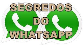 Coisas que Passam Despercebidas - Segredos do Whatsapp