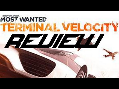 Need For Speed Most Wanted Terminal Velocity DLC Review