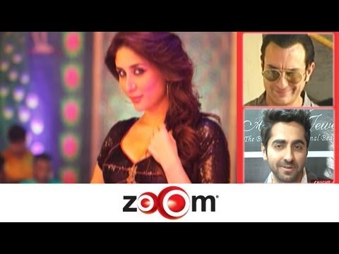 Fevicol Se song of Dabangg 2 in legal trouble, Has Saif changed Kareena post marriage & more news