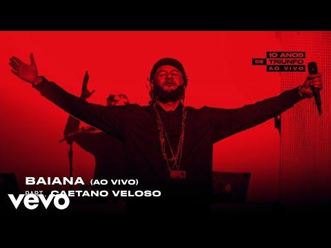 Emicida - Baiana (Ao Vivo) ft. Caetano Veloso