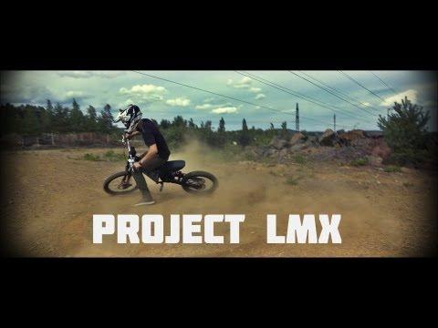 Project LMX - Electric Freeride Bike