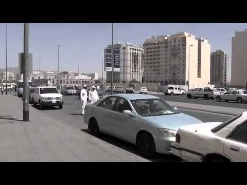 Holy Makkah And Madinah Saudi Arabia video