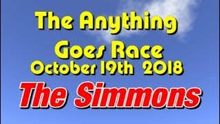 Anything Goes Race 2018  10  19  The Simmons