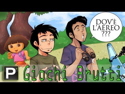 Giochi Brutti - EP27 Dora's World Adventure (con Dario Moccia)