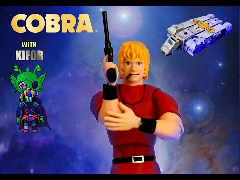 Kifors Toy Reviews Episode 3: Max Factory Figma Cobra The Space Pirate video