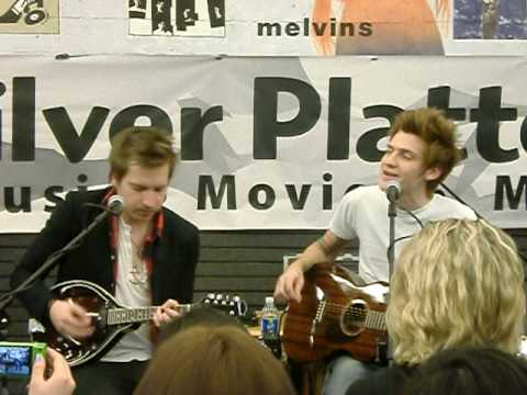 A Rocket To The Moon - Baby Blue Eyes (acoustic) video