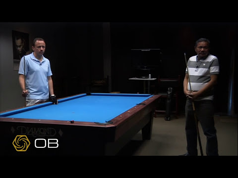 OB Presents TAR Podcast #39 Efren Reyes and Shane Van Boening