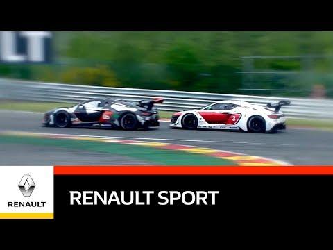 Renault Sport R.S. 01 Trophy