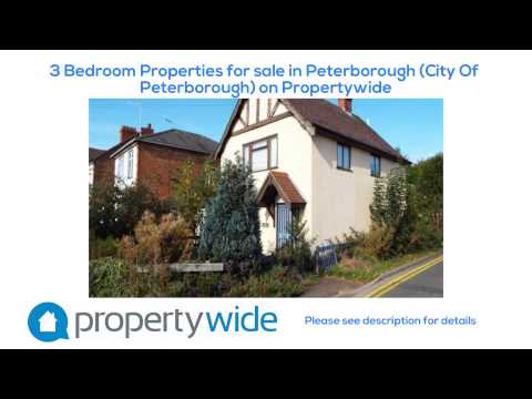 3 Bedroom Properties for sale in Peterborough (City Of Peterborough) on Propertywide