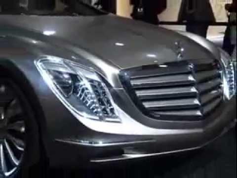 Первый и единственный в мире Mercedes-Benz F700