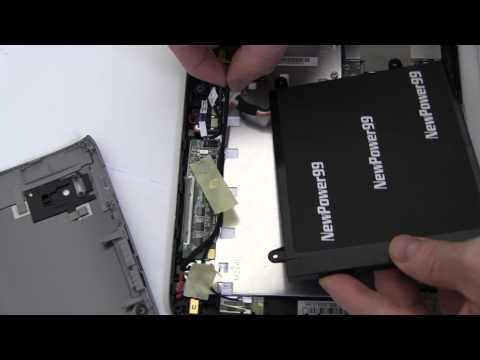 How to Replace Your Acer Iconia Tab A501 Battery