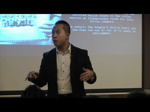 TEDxYouth@Singapore - Zakaria Zainal - The Legacy of Singapore Gurkhas