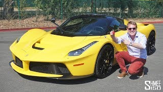 He Gave Me the Keys to His LAFERRARI!