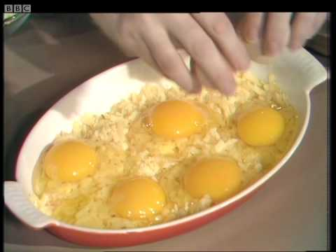 Alpine Eggs - Delia Smith's Cookery Course - BBC