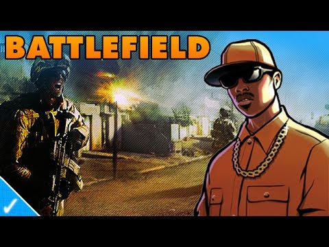 The Celeb Gamer - Carl Johnson plays Battlefield 3