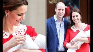 Royal baby christening: Kate Middleton could select this dress for the new prince