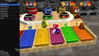 Super Donkey Kong 64 50 Star Speedrun in 1:00:08