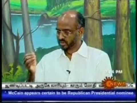Neruku Ner-N.Sadagopan of Vijaya Bharatham magazine part 05