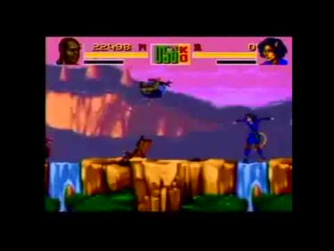 Shaq Fu-Angry Video Game Nerd Review