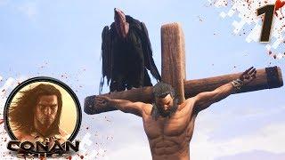 CONAN EXILES (NEW SEASON) - EP01 - Starting Fresh! (Gameplay Video)