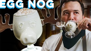 Eggnog National Lampoon's Christmas Vacation | How to Drink