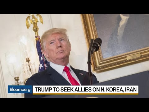 World Leaders Gather for UN Assembly, Trump to Speak