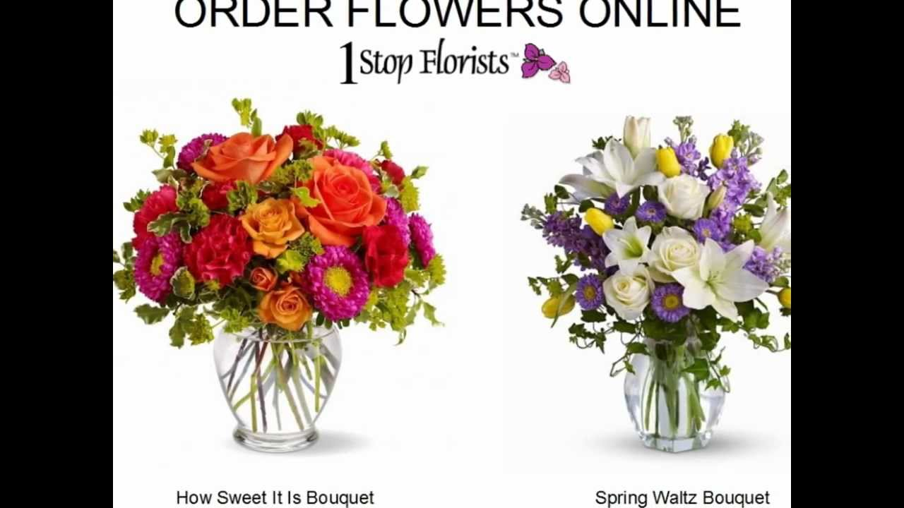 Order flowers online best places to order flowers online for Buy plans online