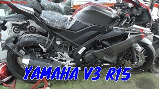 Yamaha R15 V3  In Bangladesh★BD Price★Yamaha R15 Version 3 Colors / Shapon Khan Vlogs