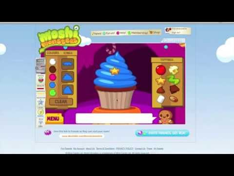 Moshi Cupcakes   How to attract Liberty and Tiki