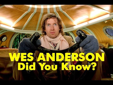 Did You Know? 15 Wes Anderson Facts