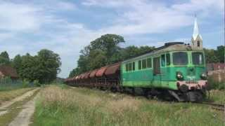 Railways in Poland 2012 Part One
