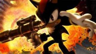 I Am All of Me by Crush 40 Main Theme of Shadow the Hedgehog