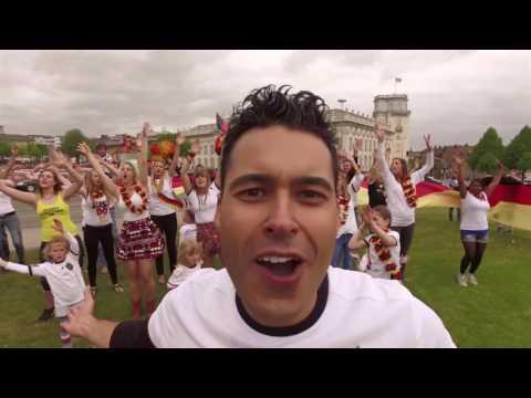 Arriba Deutschland (official video) von Cuba Libre
