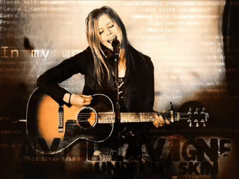 Avril Lavigne - Acoustic (full Album) video