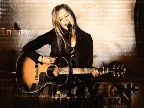Avril Lavigne - Acoustic (Full Album)
