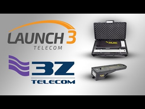 Launch 3 Telecom Distributes 3Z RF Aligner - Antenna Alignment Tool - 3Z RFA-1000