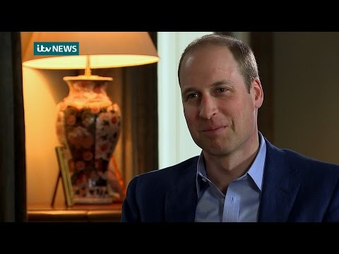 EXCLUSIVE: Prince William on trophy hunting and poaching
