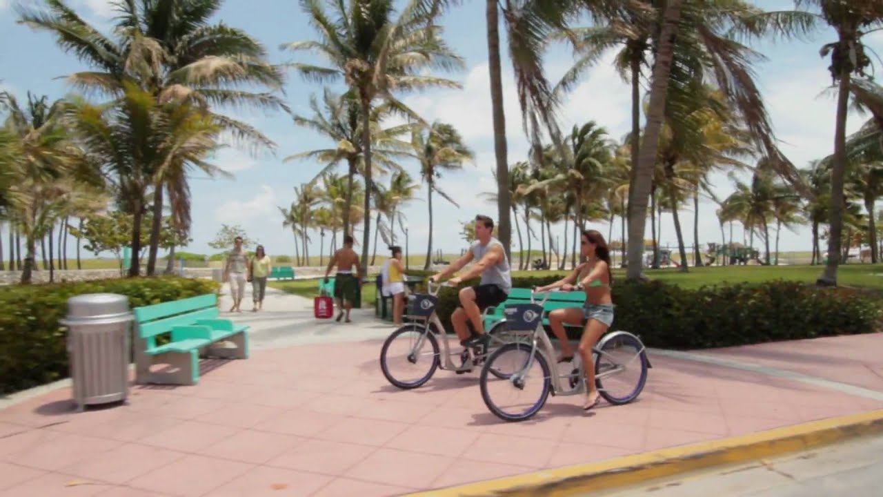 City Bikes Miami DecoBike The City of Miami