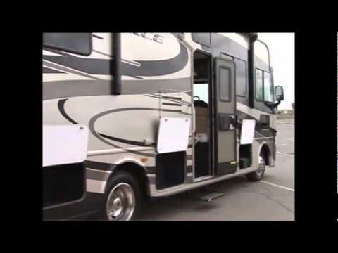 2012 Thor ACE Video Review: Class A & Class C Hybrid Motorhome (Best RV of 2012)