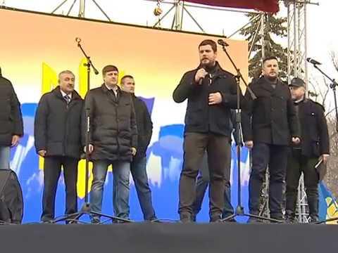Сьогодні траур у всіх ворогів України, бо націоналісти єдині, як кулак