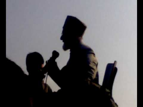 Syed Ali Shah Geelani at Kashmir Univerisity Campus (Part 4)