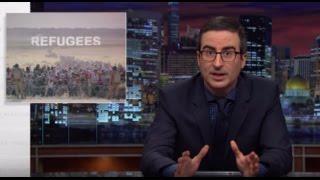 Refugee Crisis: Last Week Tonight with John Oliver (HBO)