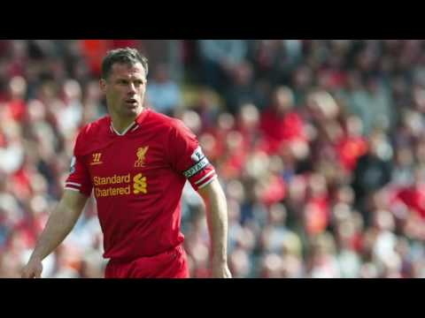 "Jamie Carragher on the ""Academy Generation"""