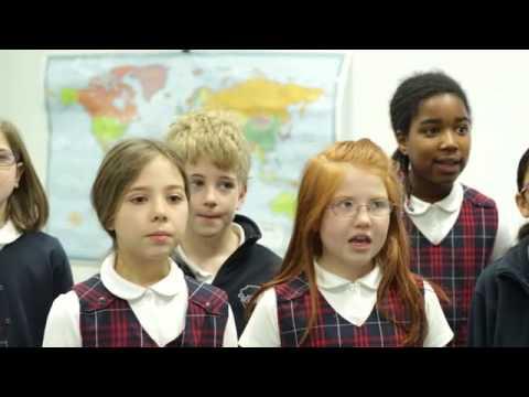 Clapham School Class Four Gettysburg Address Recitation