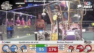 Qual 68 - 2017 Buckeye Regional