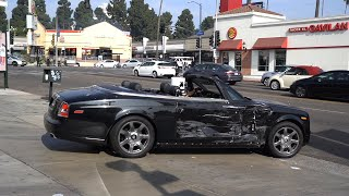 ROLLS ROYCE 1 of 9 NIGHT HAWK DESTROYED!