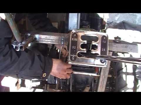 минитрактор с мотором зубр